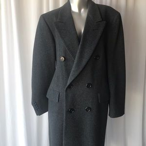 Authentic Christian Dior wool coat